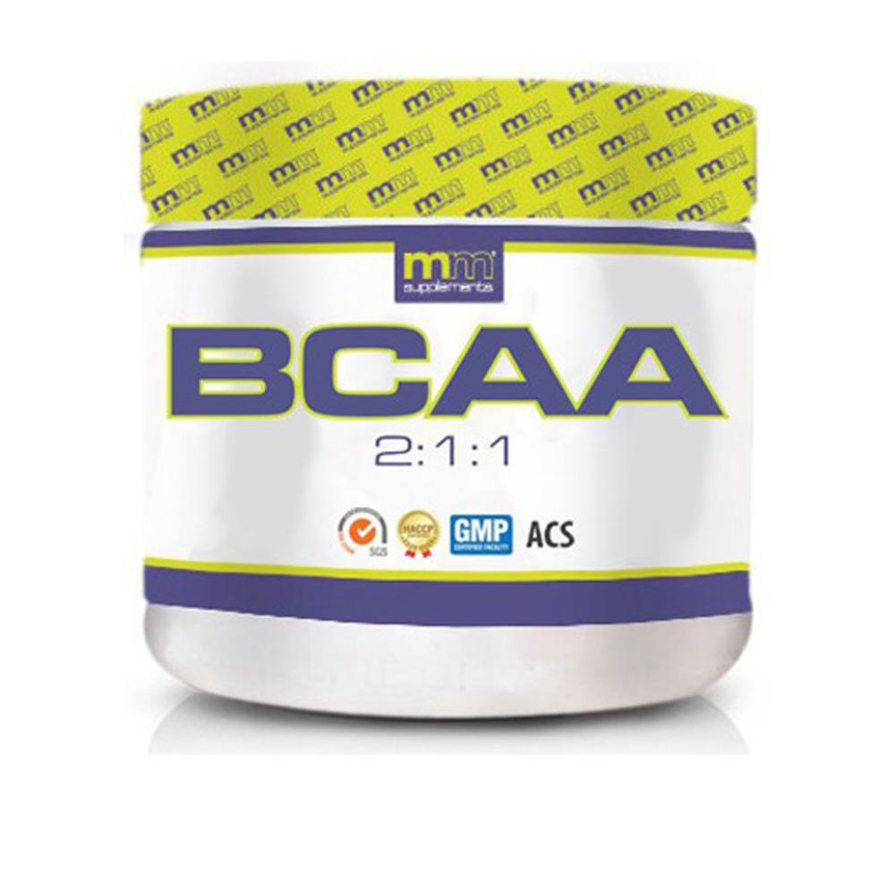 BCAA 2:1:1 tabletas