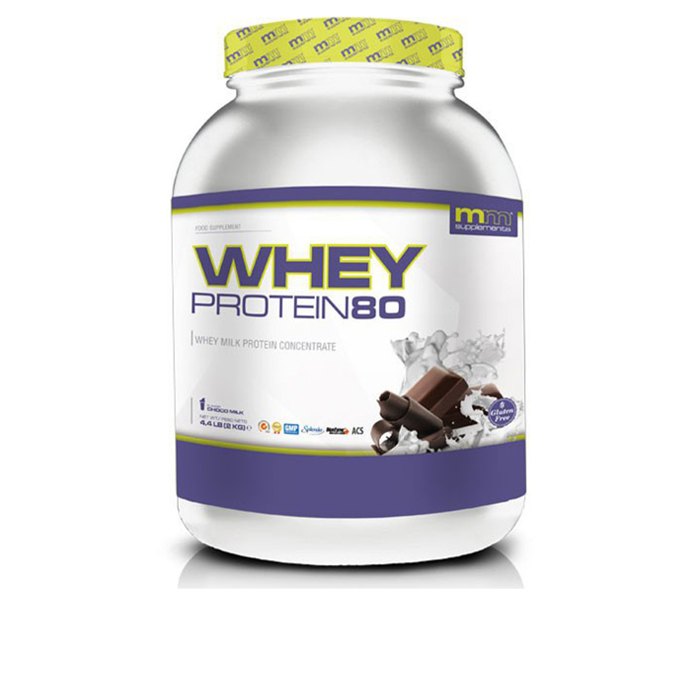 WHEY 80 #belgian chocolate