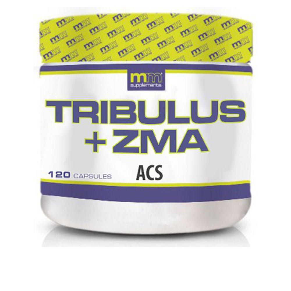 TRIBULUS + ZMA cápsulas