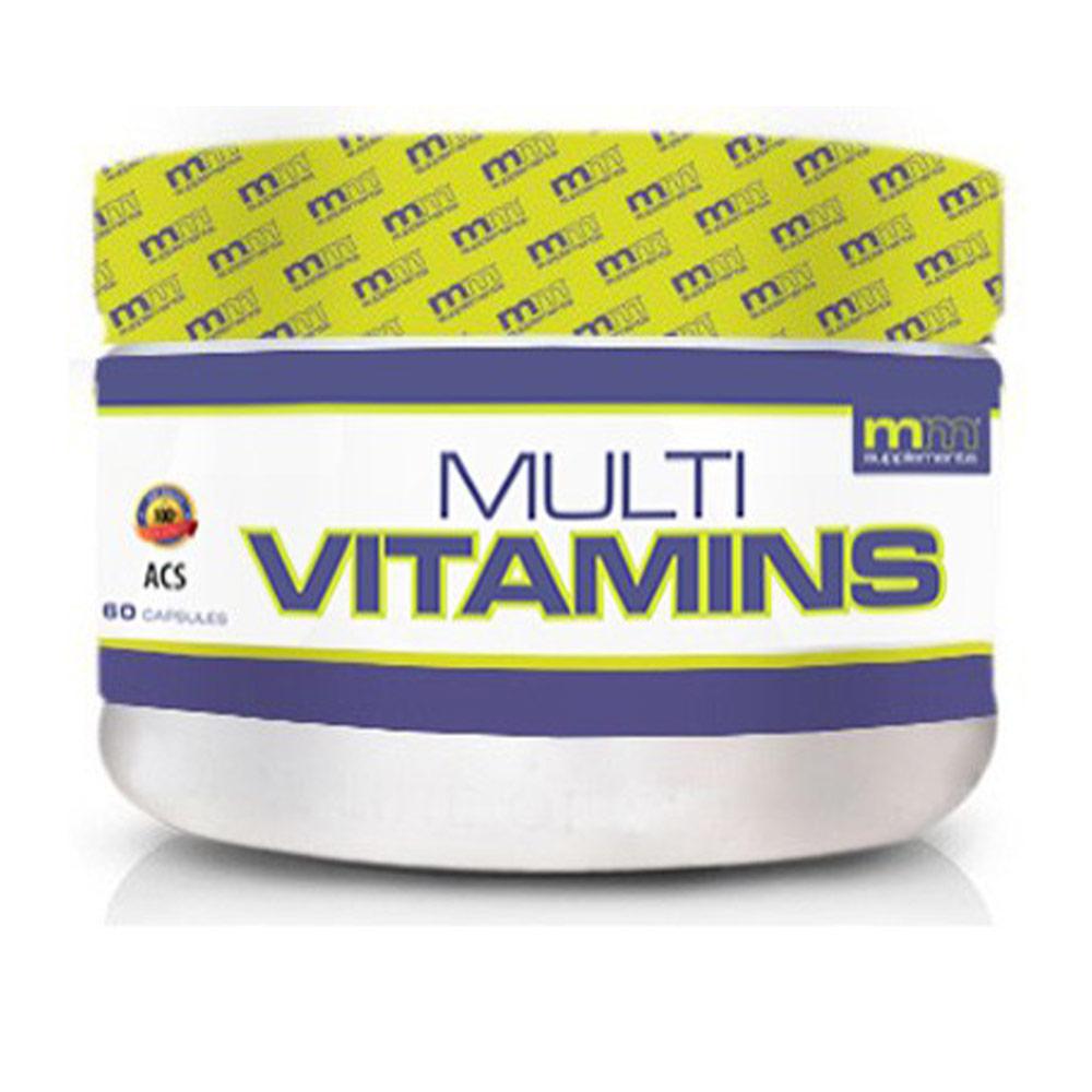 MULTI vitamins cápsulas