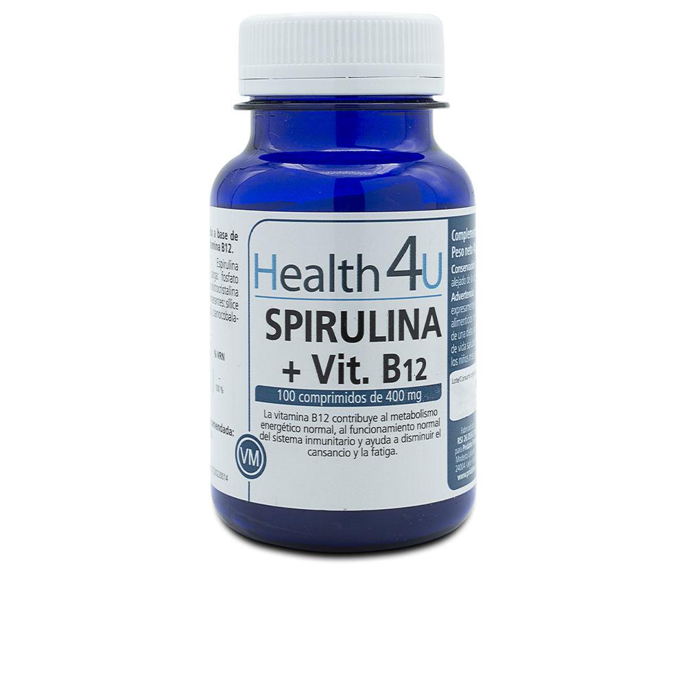 H4U espirulina comprimidos de 500 mg