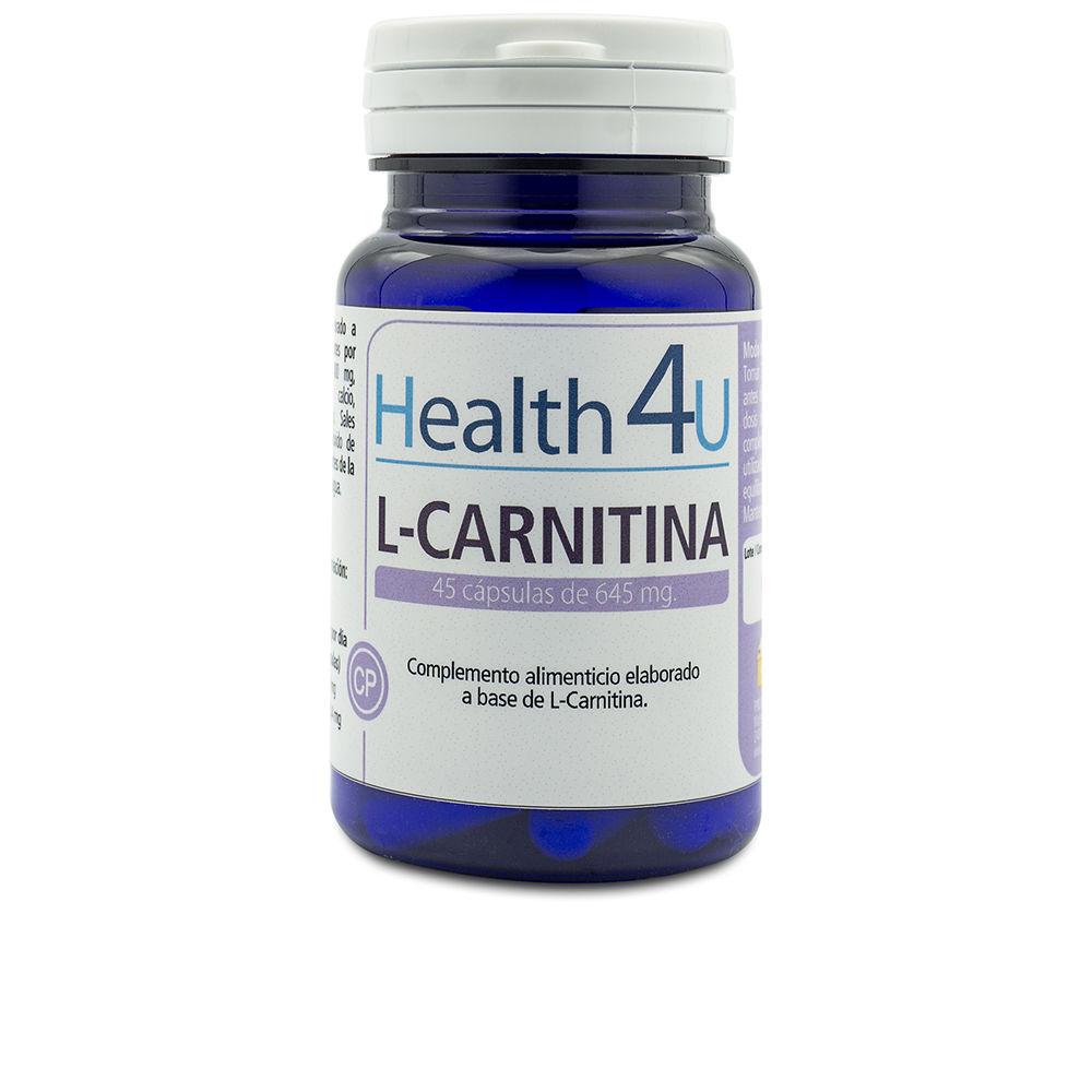 H4U l-carnitina cápsulas de 645 mg