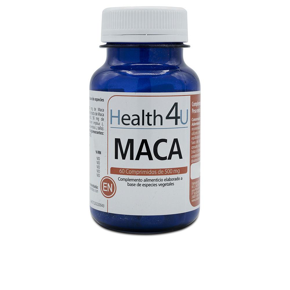 H4U maca comprimidos de 500 mg