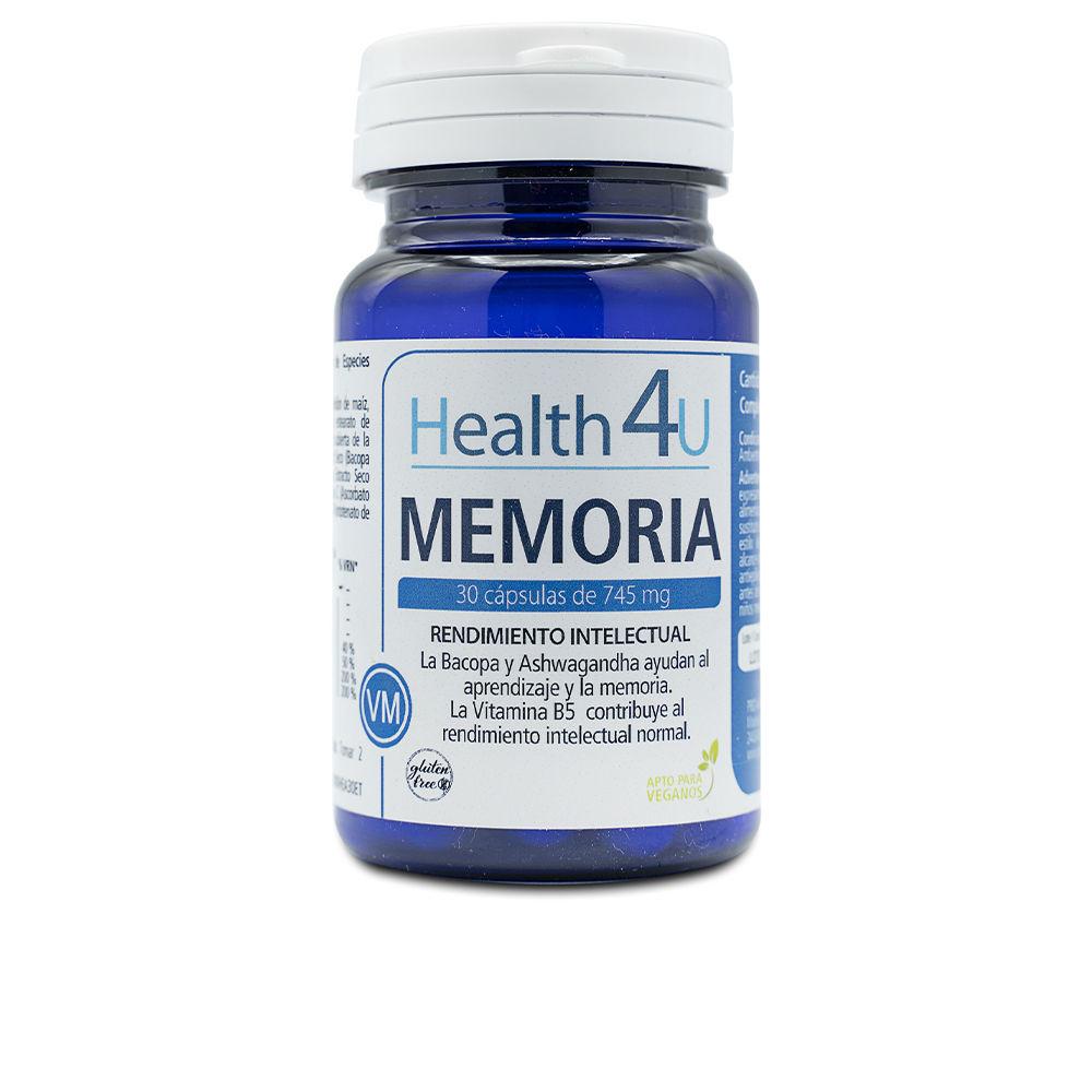 H4U memoria cápsulas de 495 mg
