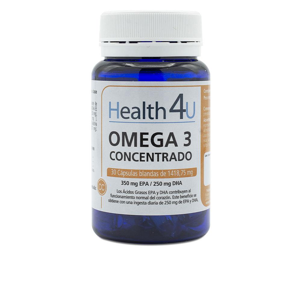 H4U omega 3 cápsulas blandas de 1418,9 mg