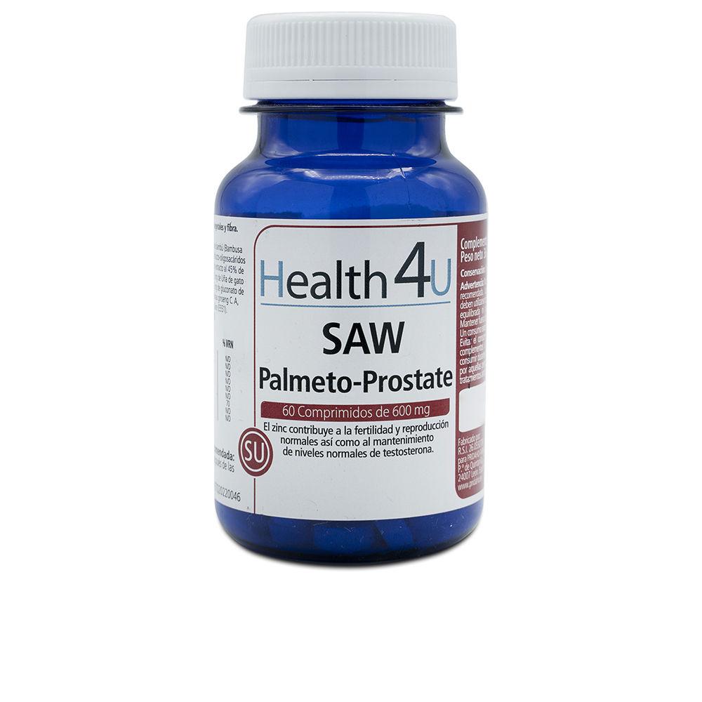 H4U saw palmeto-prostate comprimidos de 600 mg