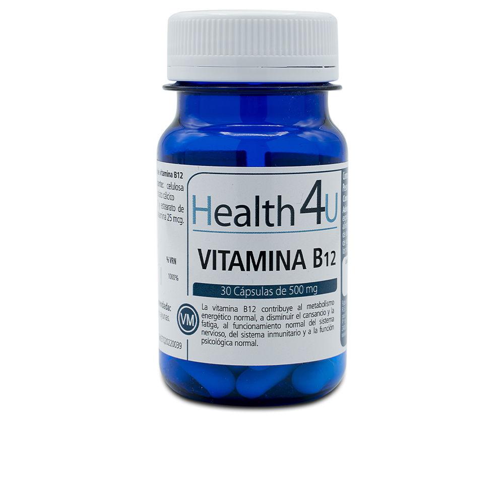 H4U vitamina B12 cápsulas de 500 mg