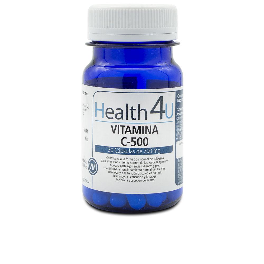 H4U vitamina C-500 cápsulas de 700 mg