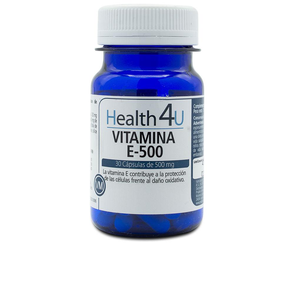 H4U vitamina E-500 cápsulas de 500 mg