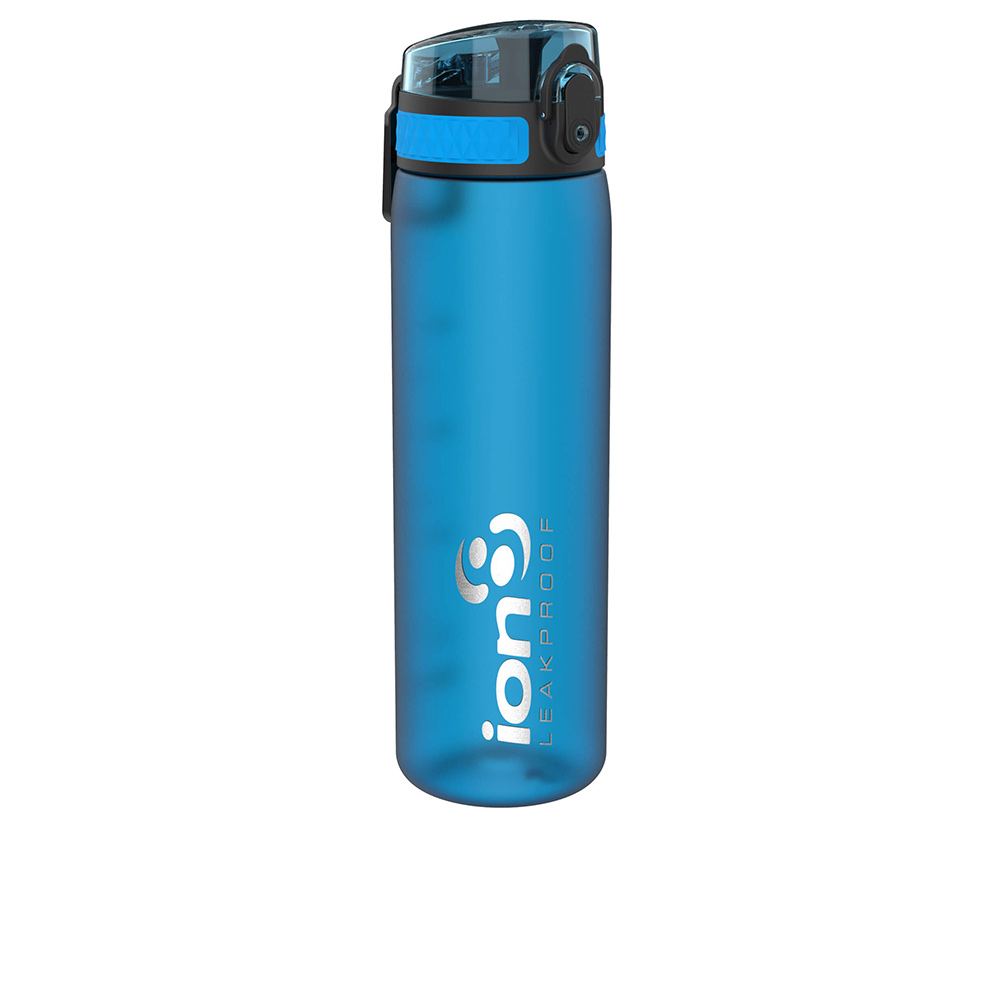 LEAK PROOF SLIM water bottle BPA free #blue