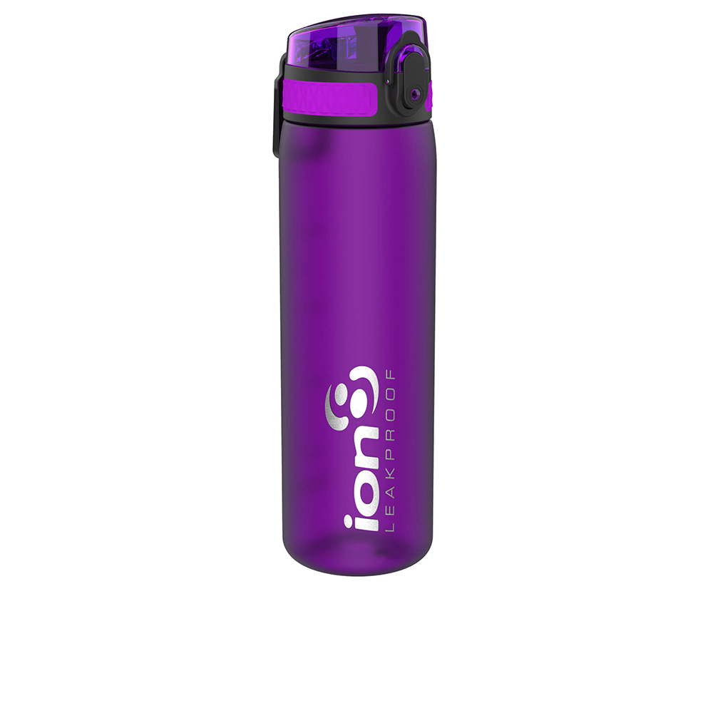 LEAK PROOF SLIM water bottle BPA free #purple