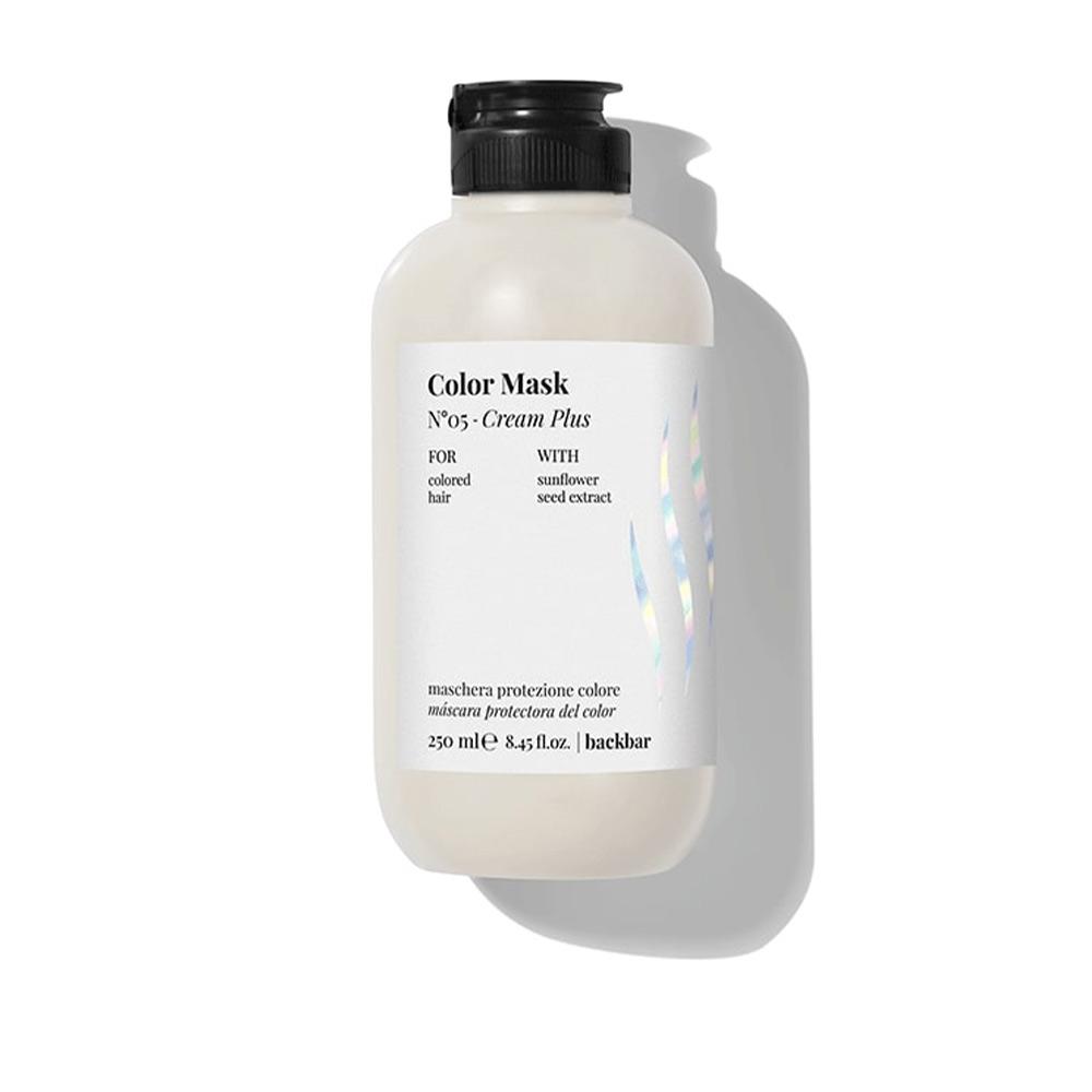 BACK BAR color mask nº05-cream plus