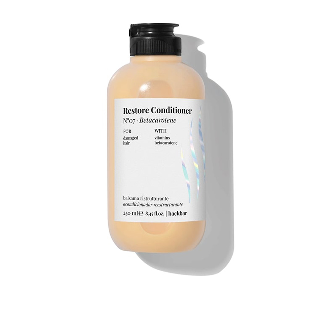 BACK BAR restore conditioner nº07-betacarotene