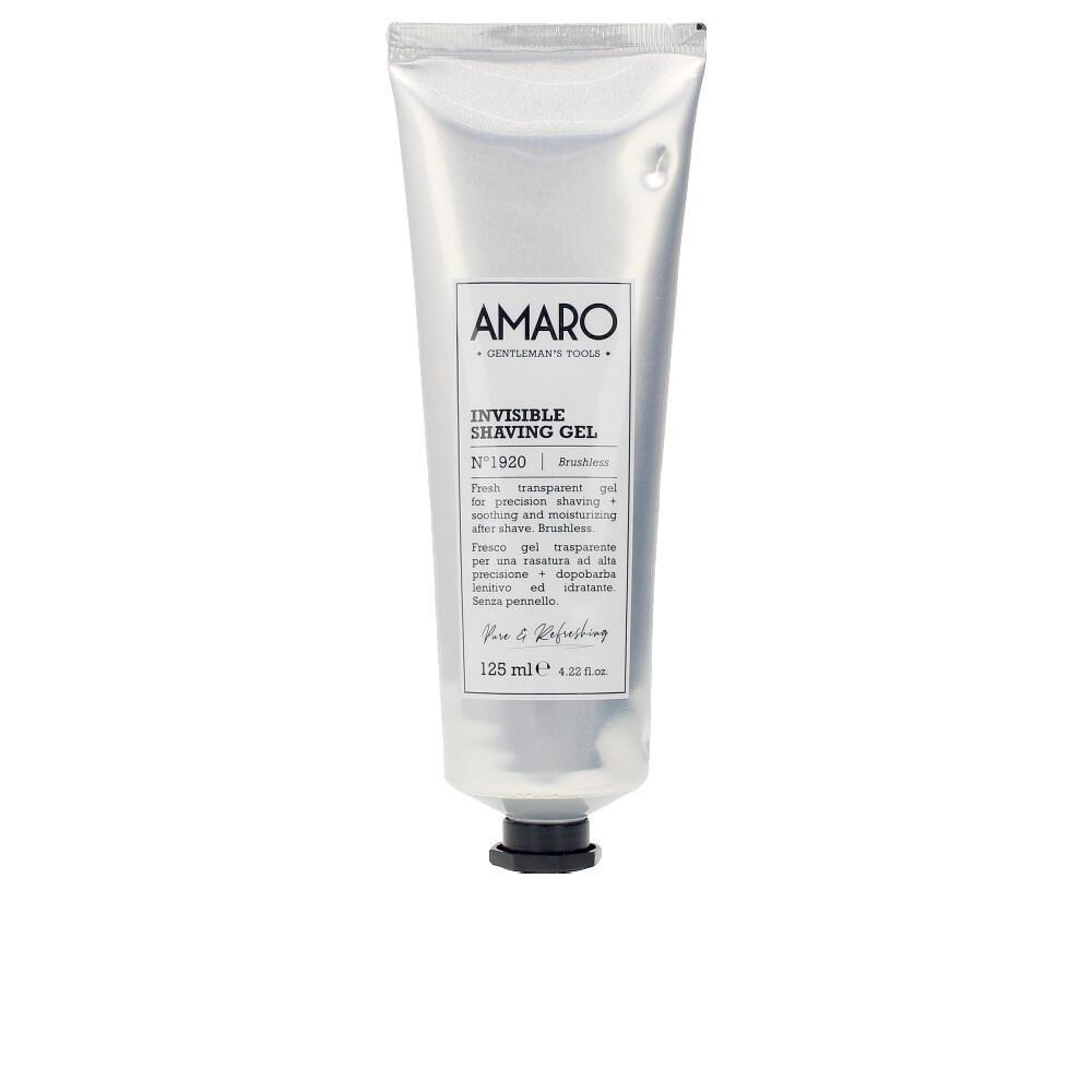 AMARO invisible shaving gel nº1920 brushless