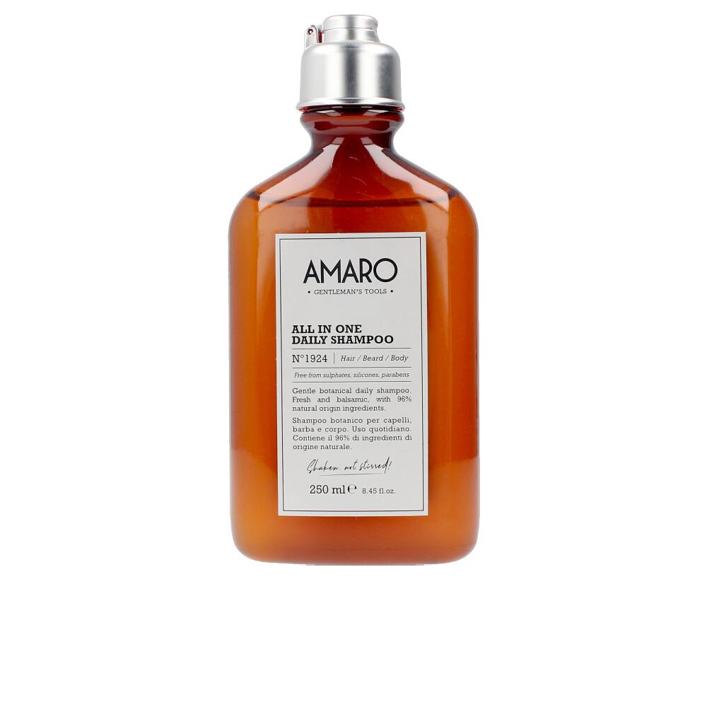 AMARO all in one daily shampoo nº1924 hair/beard/body