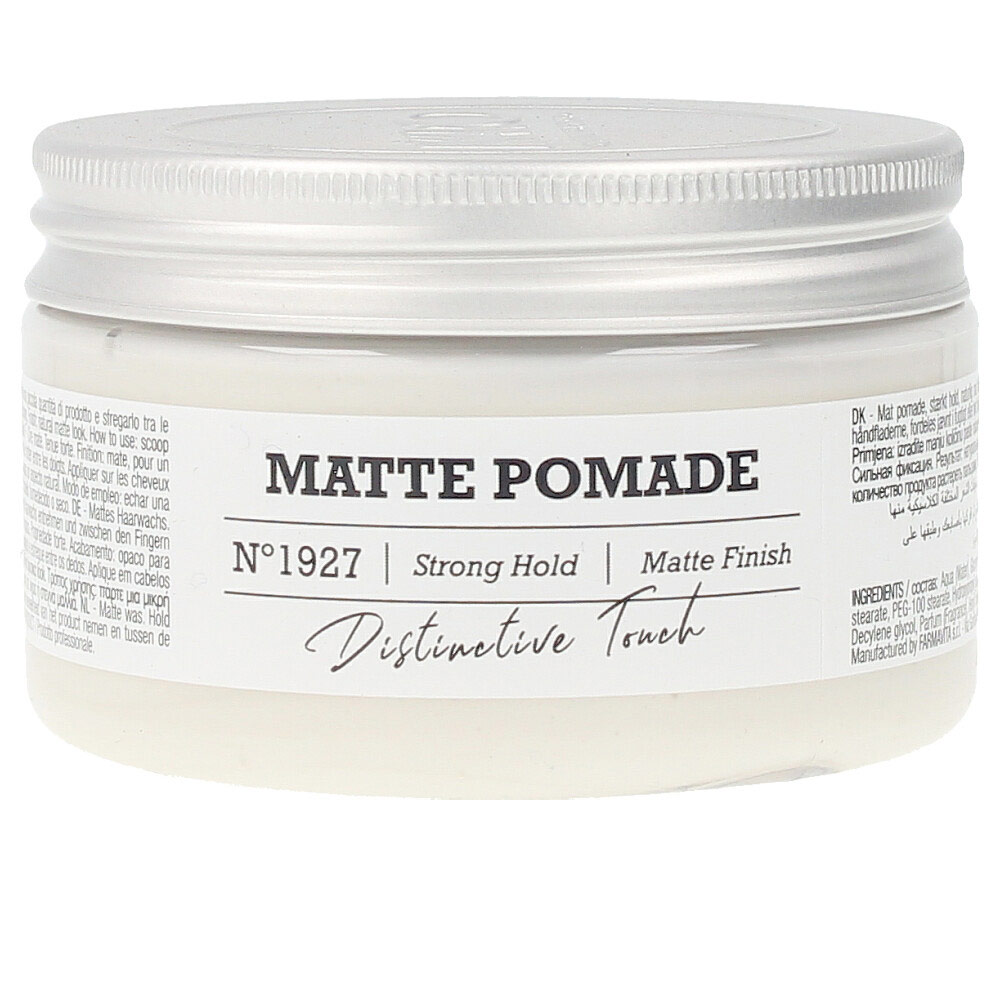 AMARO matte pomade nº1927 strong hold/matte finish