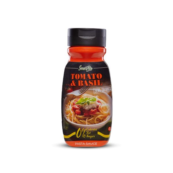 SALSA 0% #tomate-albahaca