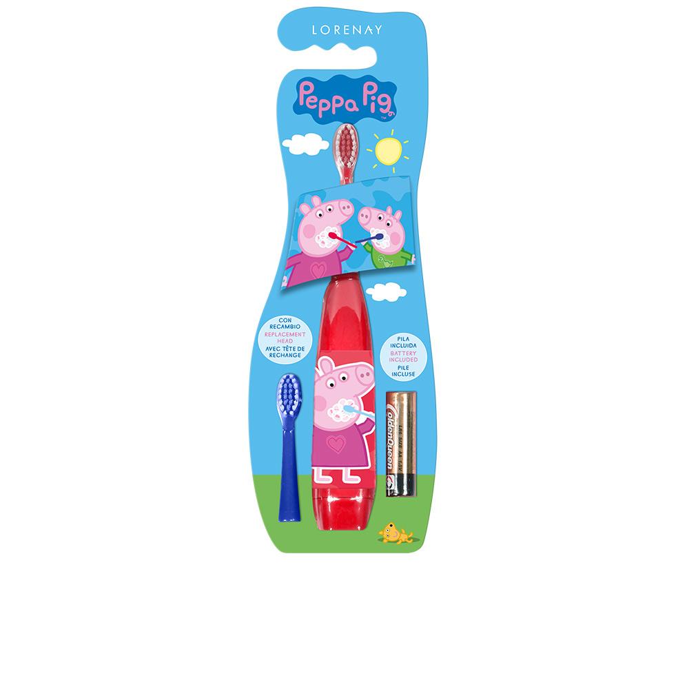 PEPPA PIG cepillo de dientes eléctrico