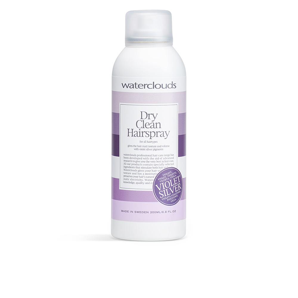 DRY CLEAN hairspray