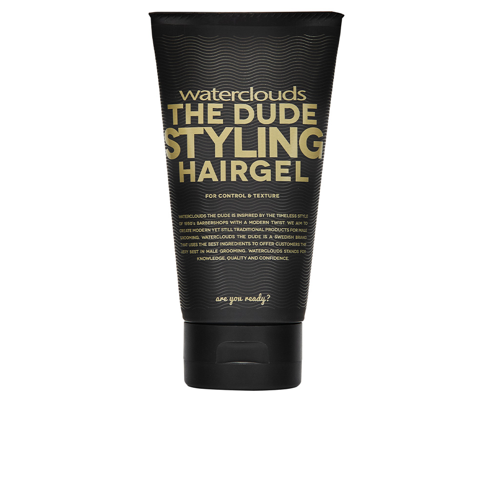 THE DUDE STYLING HAIRGEL for control&texture