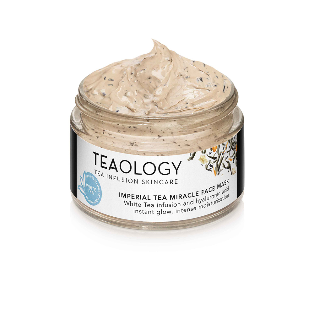 IMPERIAL TEA face miracle mask