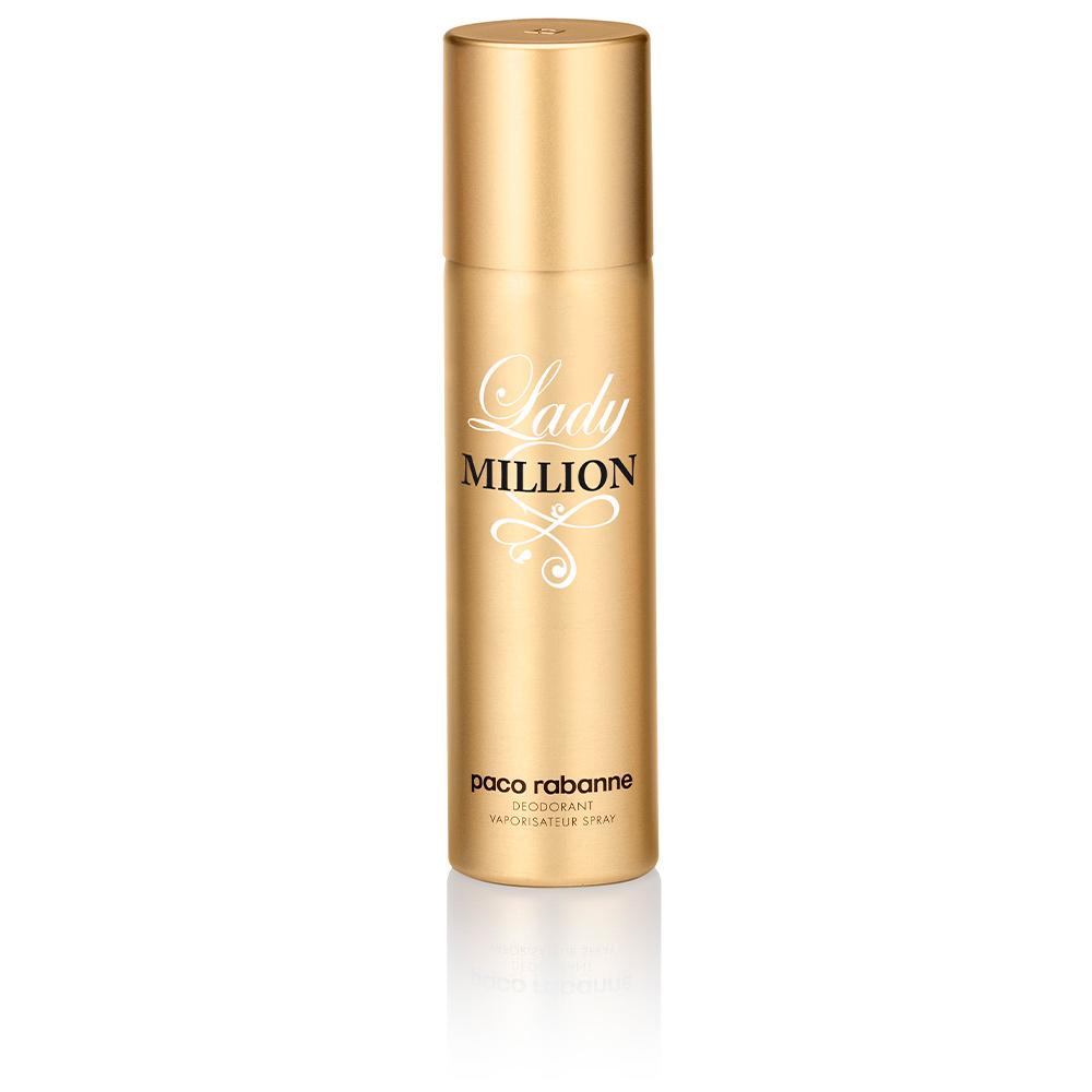 LADY MILLION deodorant spray