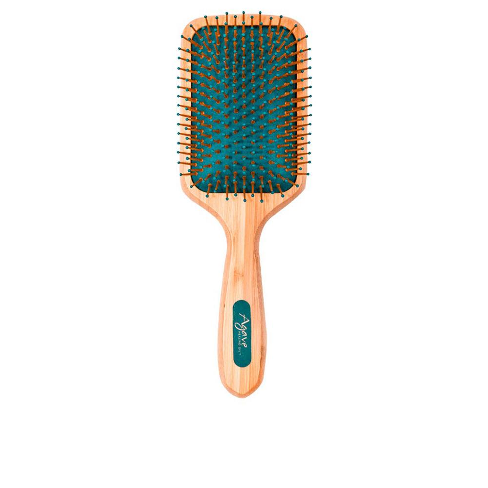 HEALING OIL nautral bamboo paddle brush