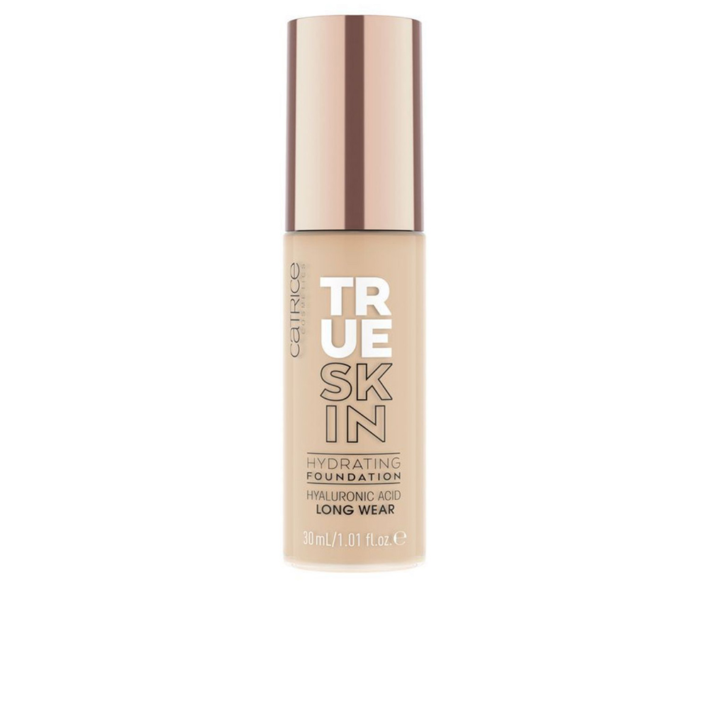 TRUE SKIN hydrating foundation