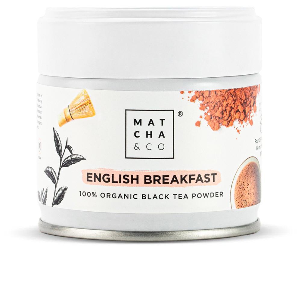 ENGLISH BREAKFAST black tea powder