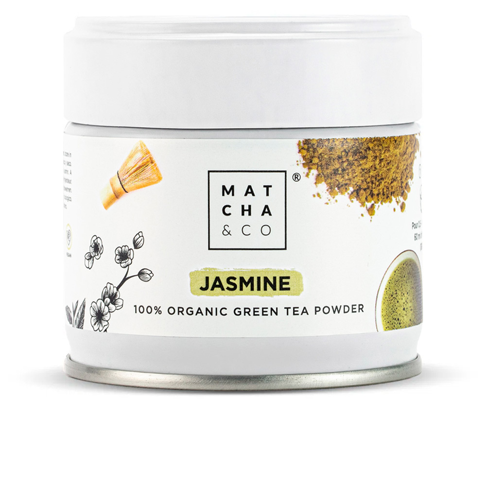 JASMINE green tea powder