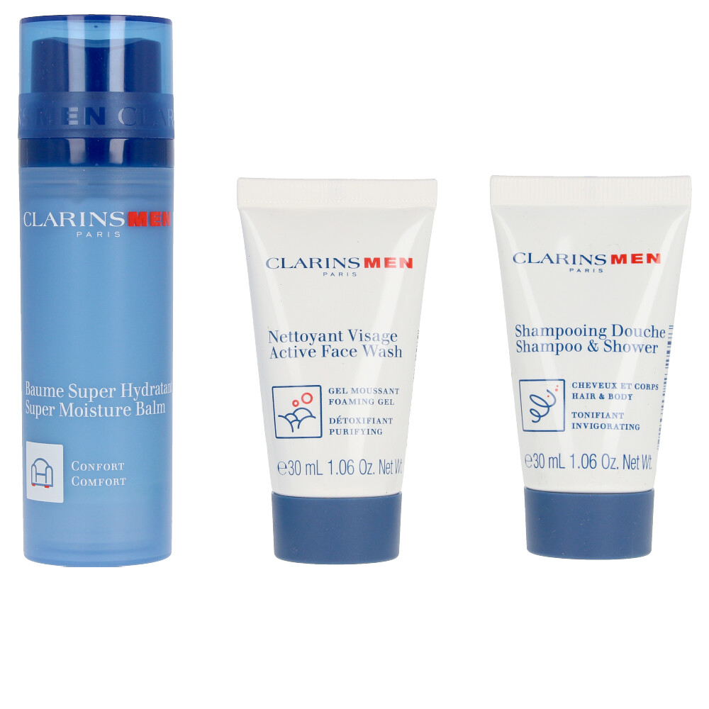 MEN BAUME HYDRATANT SET