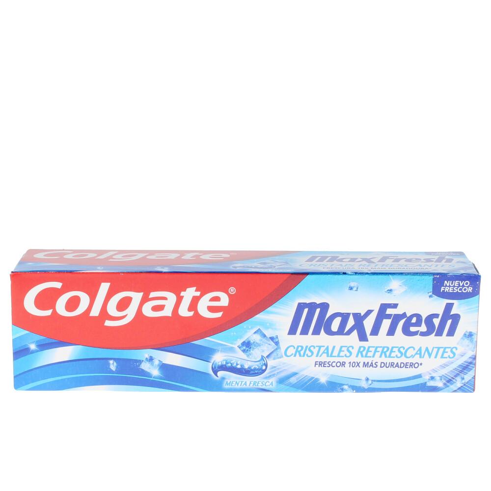 MAX FRESH azul pasta dentífrica