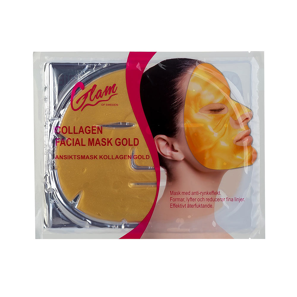 MASK gold face
