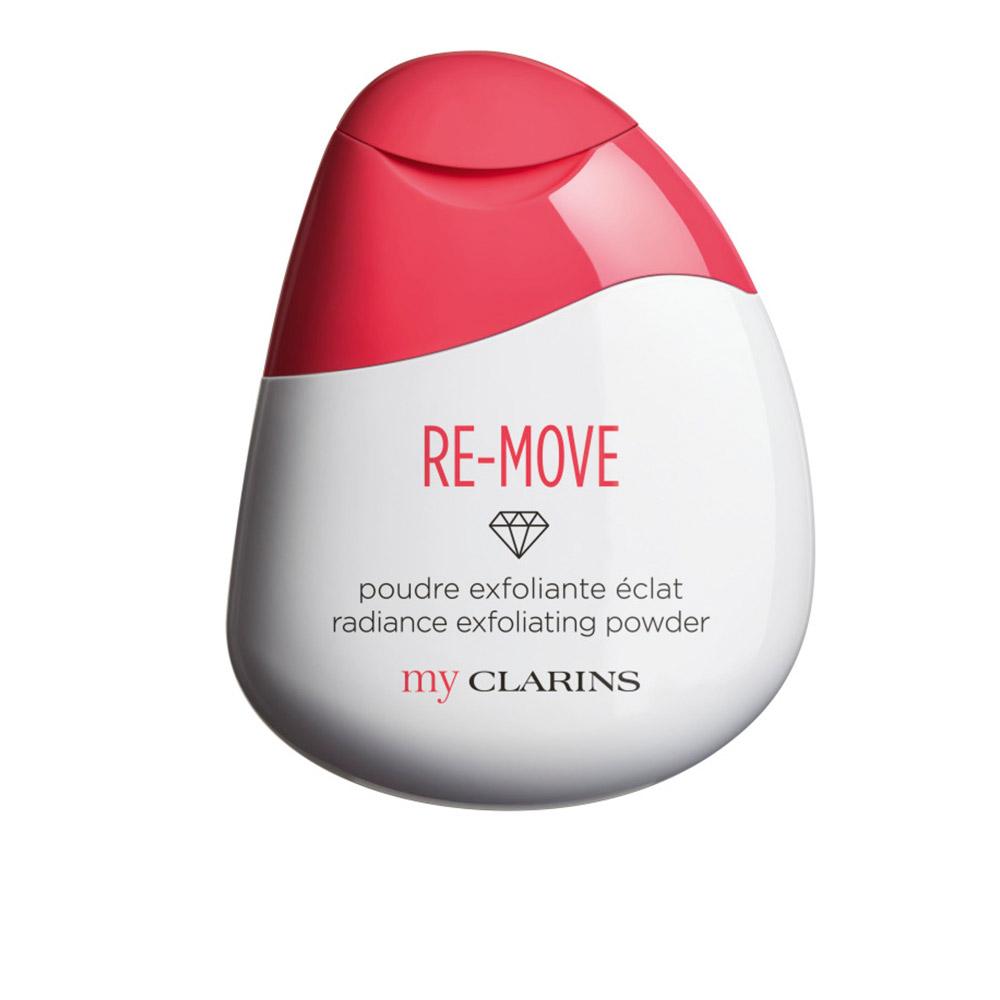 MY CLARINS RE-MOVE radiance scrubbing powder
