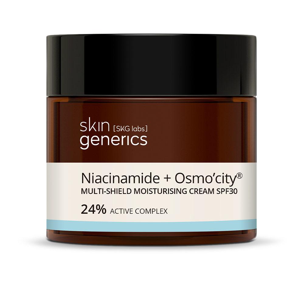 NIANCINAMIDE+OSMO´CITY multi-shield moisturising cream SPF30