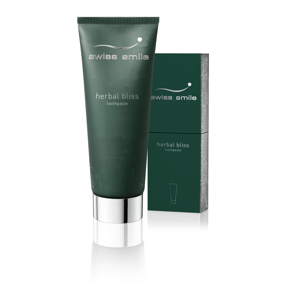 HERBAL BLISS toothpaste