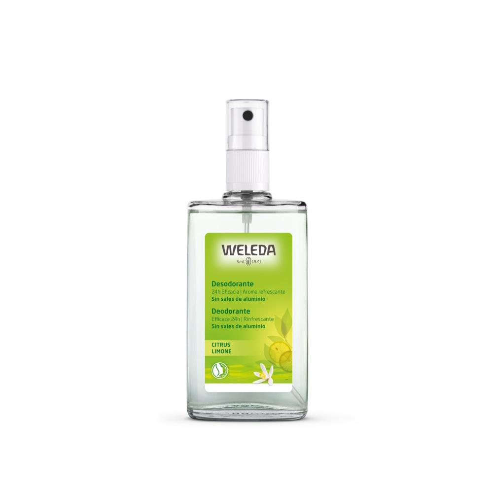 CITRUS desodorante 24h eficacia spray