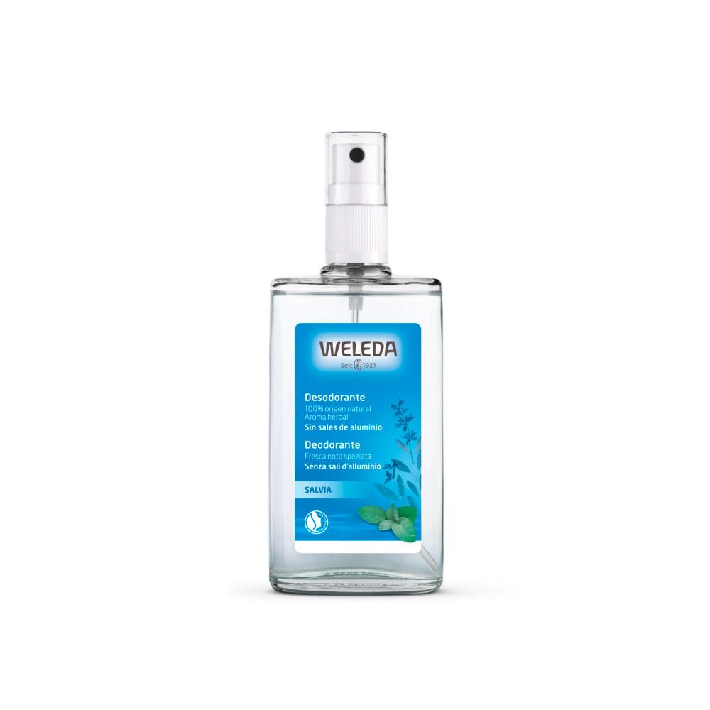 SALVIA desodorante 100% origen natural spray