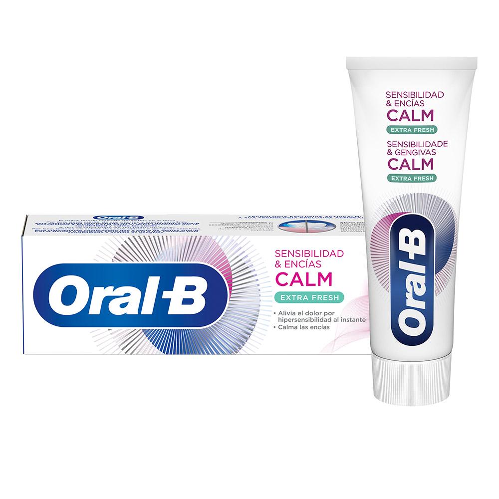 SENSIBILIDAD & ENCÍAS CALM extra fresh dentífrico