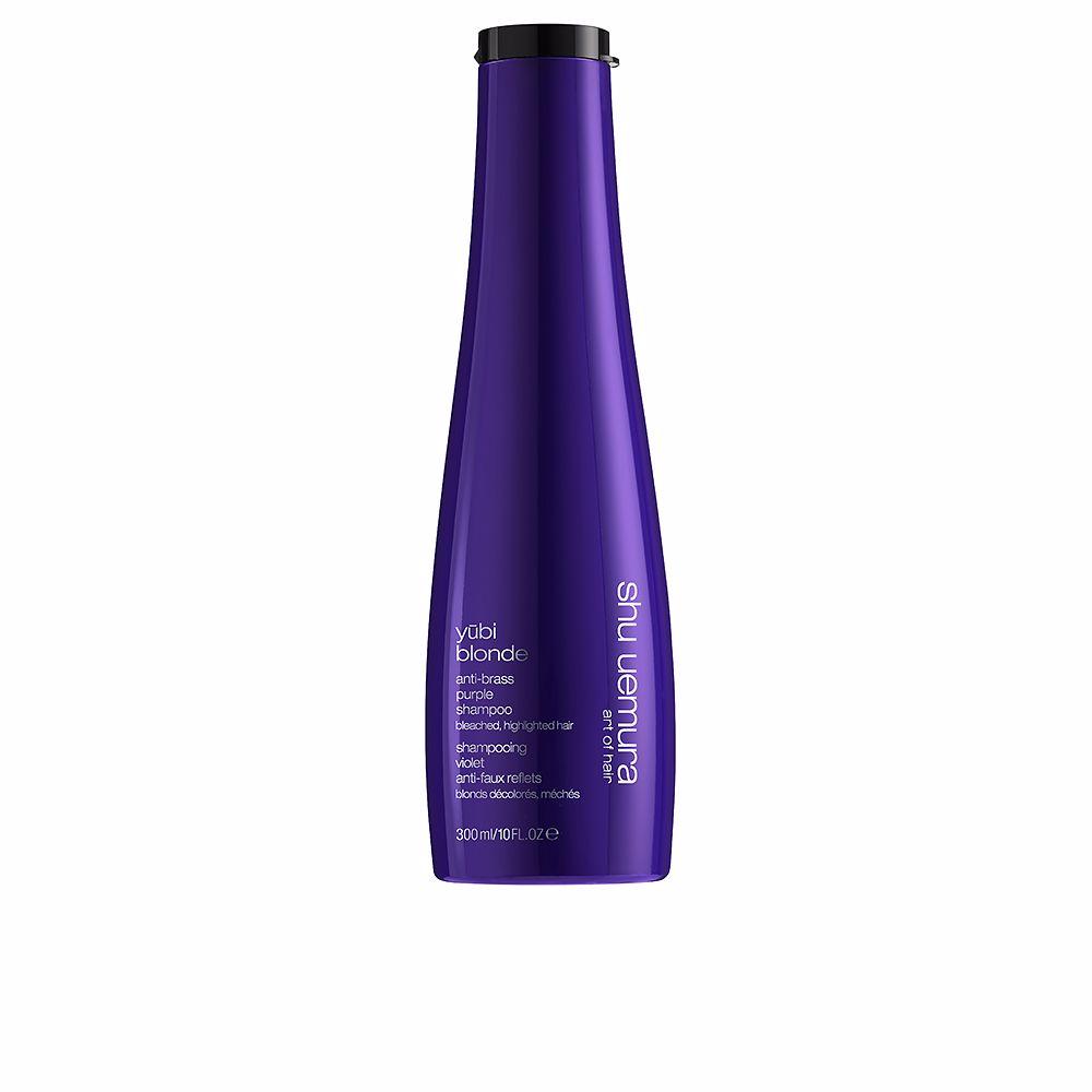 YUBI BLONDE violet perfector shampoo