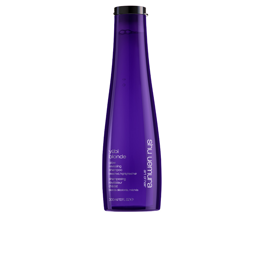 YUBI BLONDE luminosity revealing shampoo