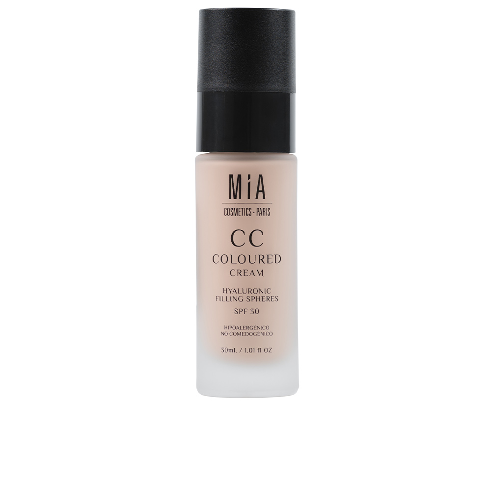 CC COLOURED CREAM SPF30