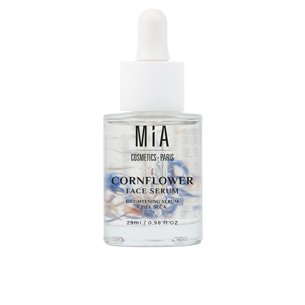 CORNFLOWER FACE SERUM brightening serum