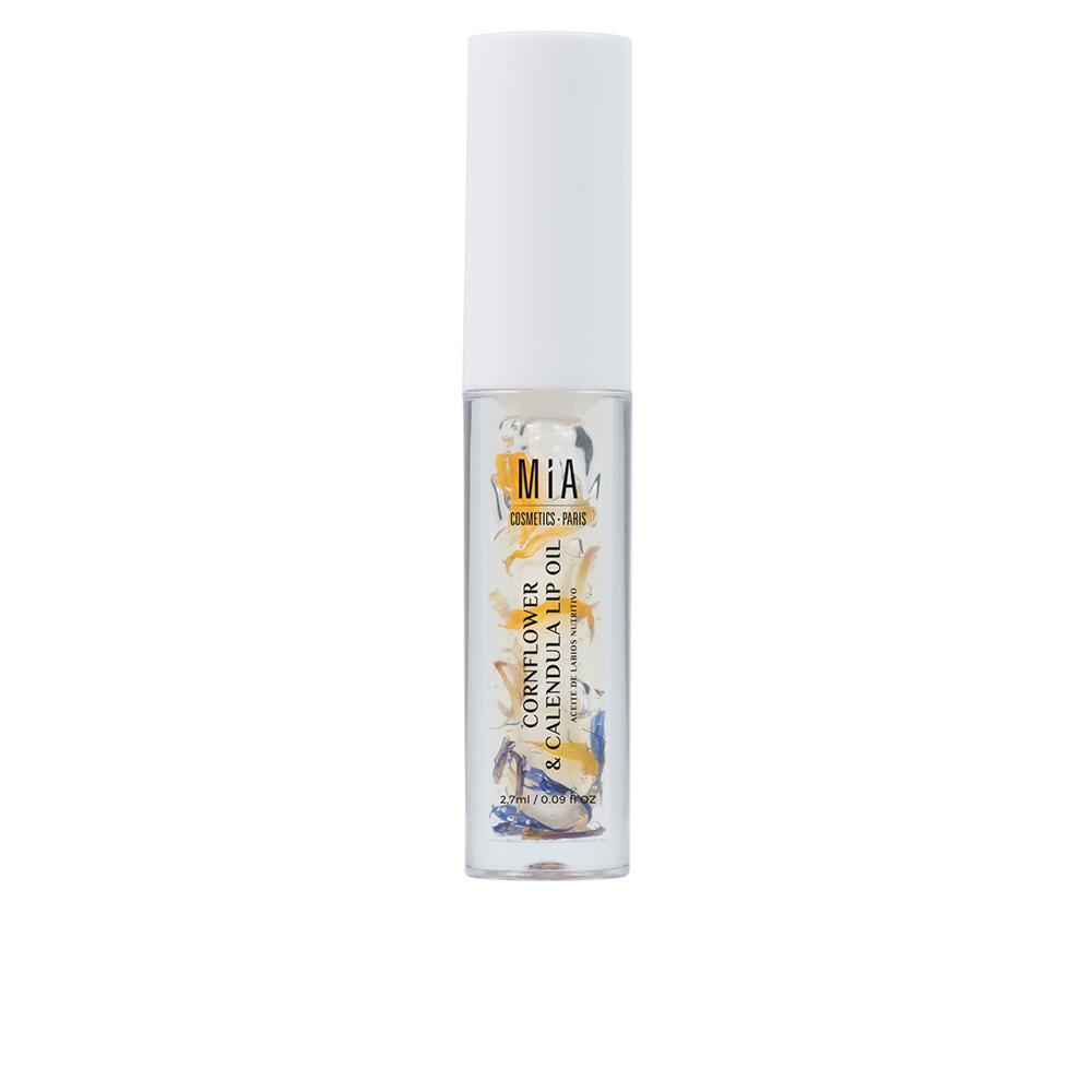 CORNFLOWER & CALENDULA lip oil