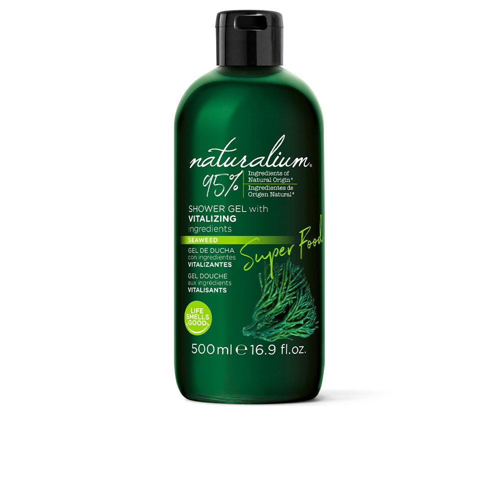 SUPER FOOD seaweed vitalizing shower gel