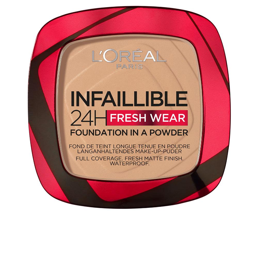 INFAILLIBLE 24H fresh wear foundation compact