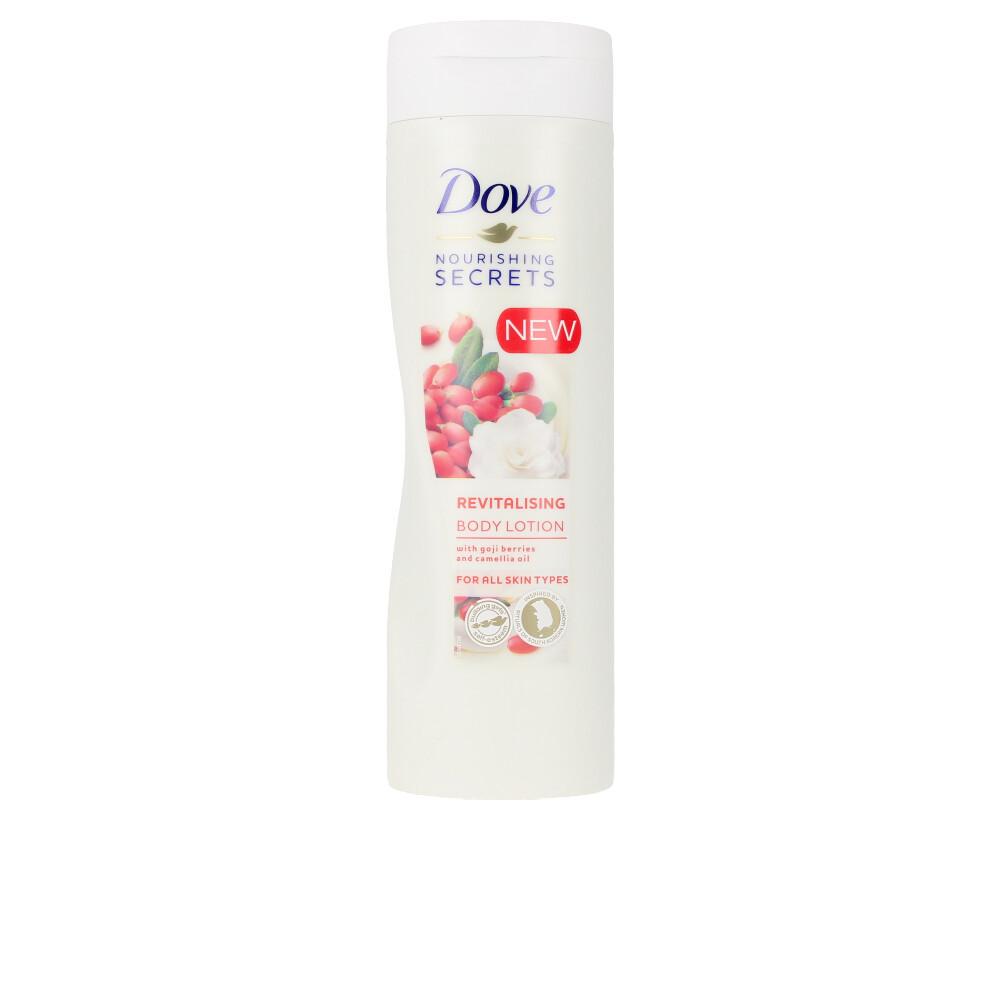 NOURISHING SECRETS goji berries body lotion