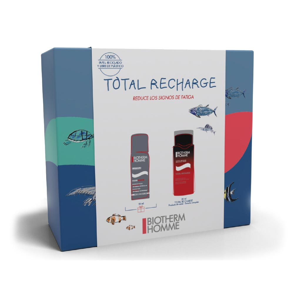 HOMME TOTAL RECHARGE SET
