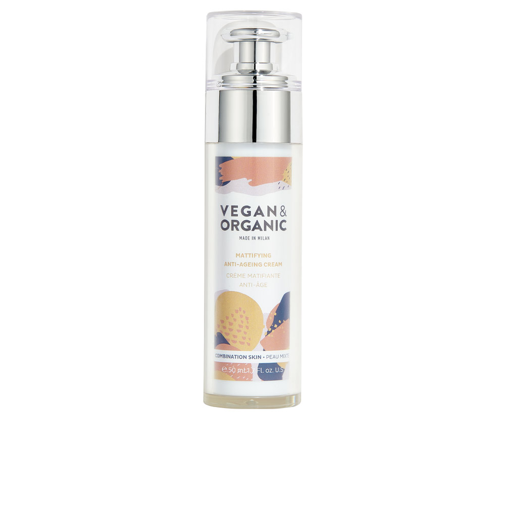 MATTIFYING ANTI-AGEING cream combination skin