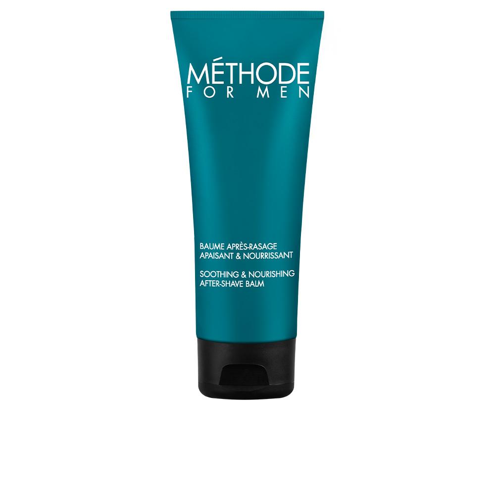 MÉTHODE FOR MEN baume après-rasage apaisant&nourrissant